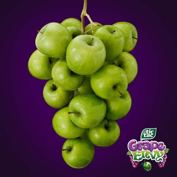 TIC TAC Grape Envy Facebook 910x910px Post 10