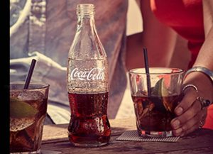 Beverage Photography for coca-cola