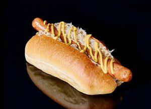 Menu Food Photography hotdogman