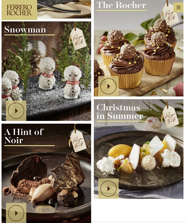 Ferrero Rocher, Dessert King Reynold Poernomo