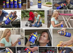 product and Lifestyle Photography for WD40