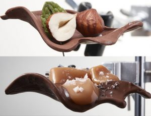 food packaging photography for Lindt