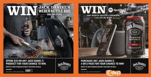 Sydney product photography for Jack Daniels