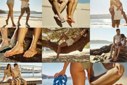 Sydney lifestyle photography for Lacunas footwear